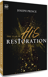 The Year Of His Restoration DVD
